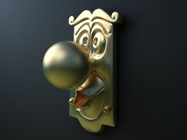 door knob game photo - 4