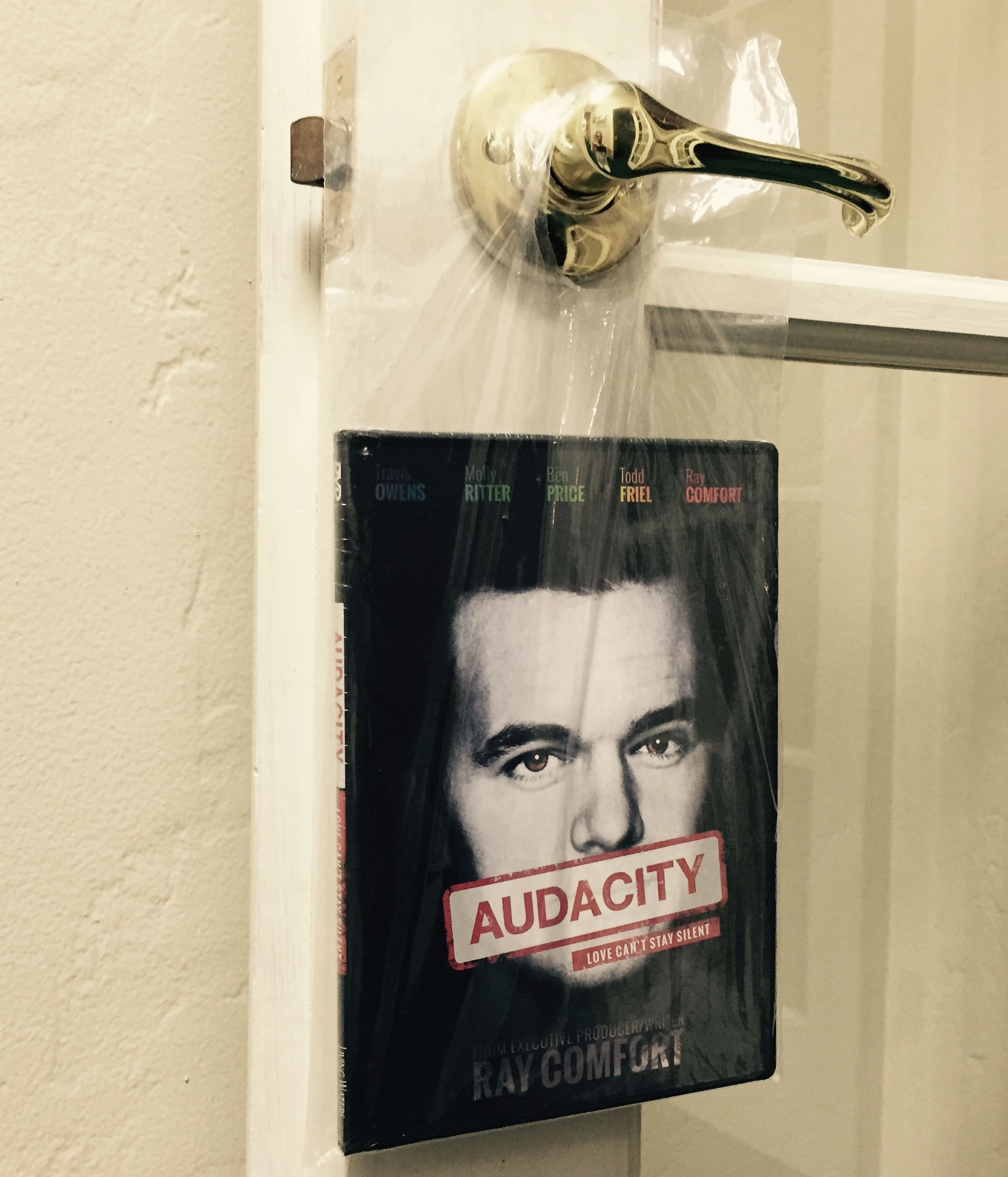 door knob hanger bags photo - 6