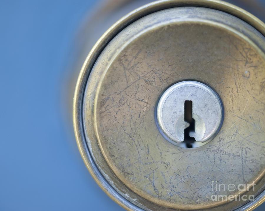 door knob hole photo - 8