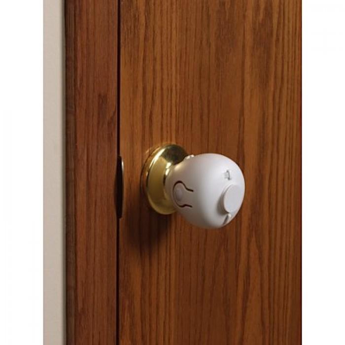door knob hole covers photo - 2