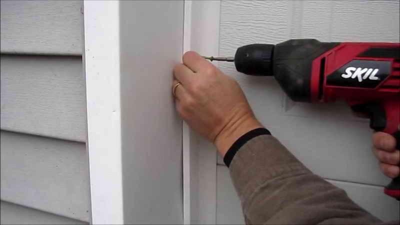 door knob install photo - 5