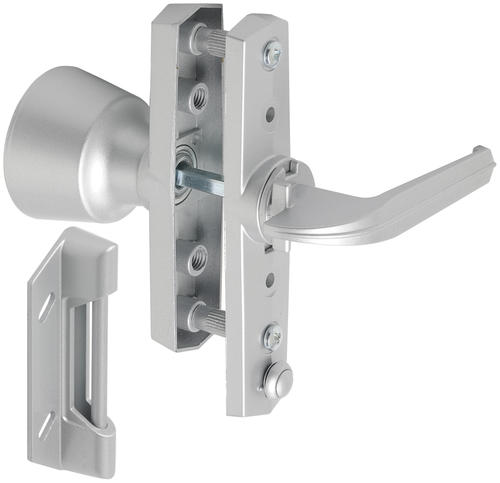 door knob latch assembly photo - 12
