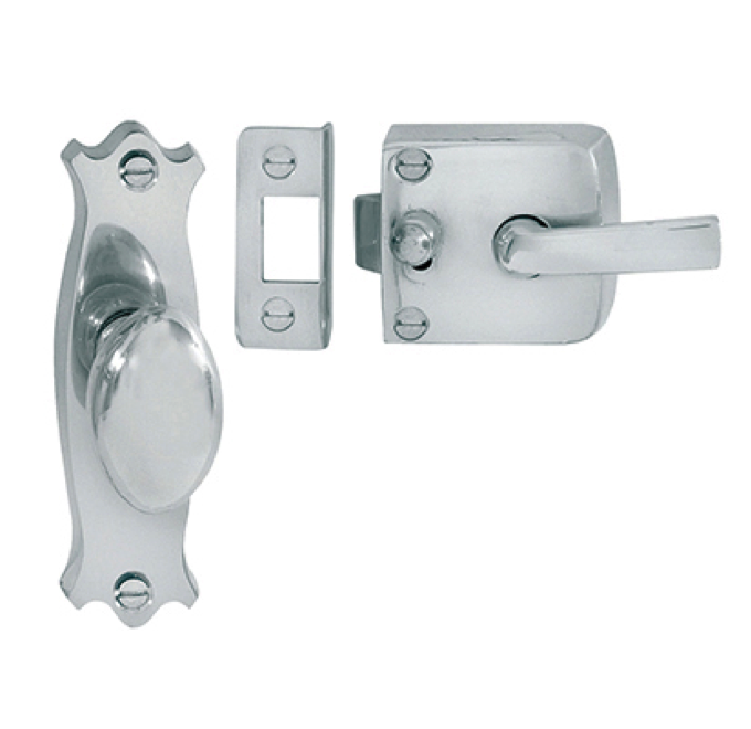 door knob latch assembly photo - 7