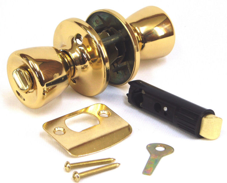 door knob lock photo - 12