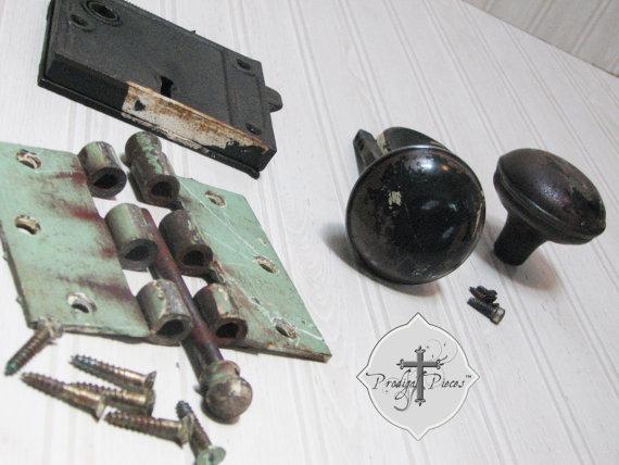 door knob lock box photo - 17
