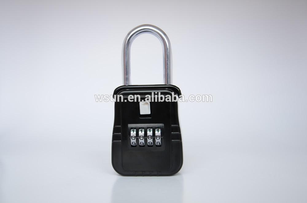 door knob lock box photo - 4