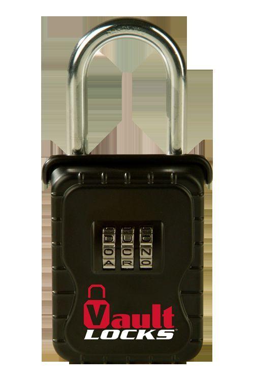 door knob lock box photo - 5