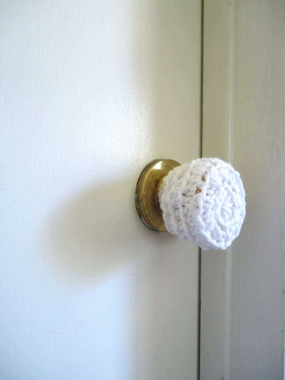 door knob lock cover photo - 14