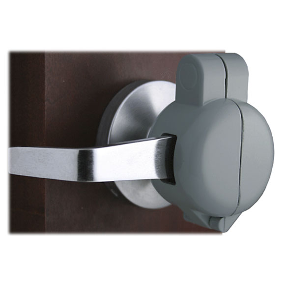 door knob lock cover photo - 2