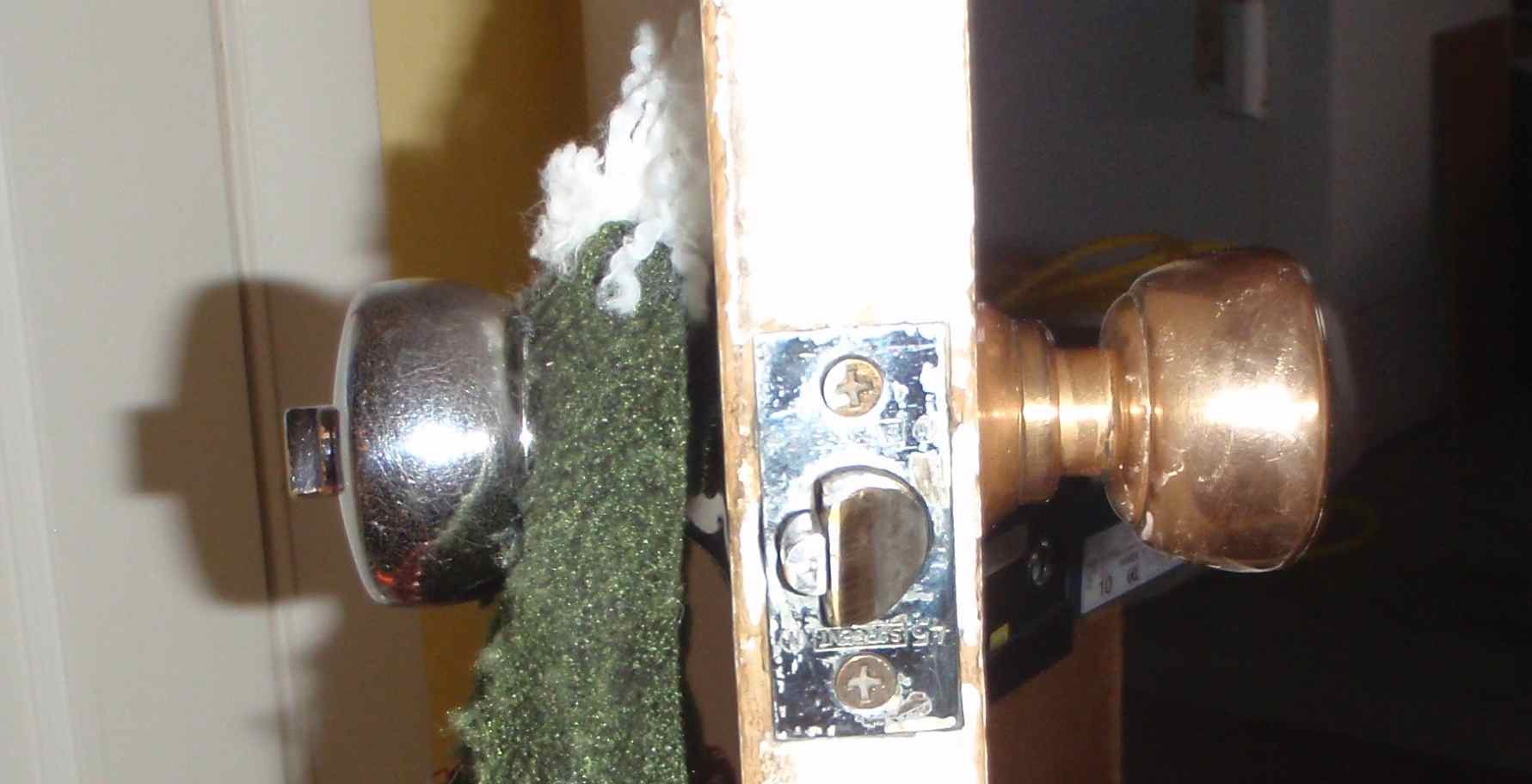 door knob lock out photo - 20