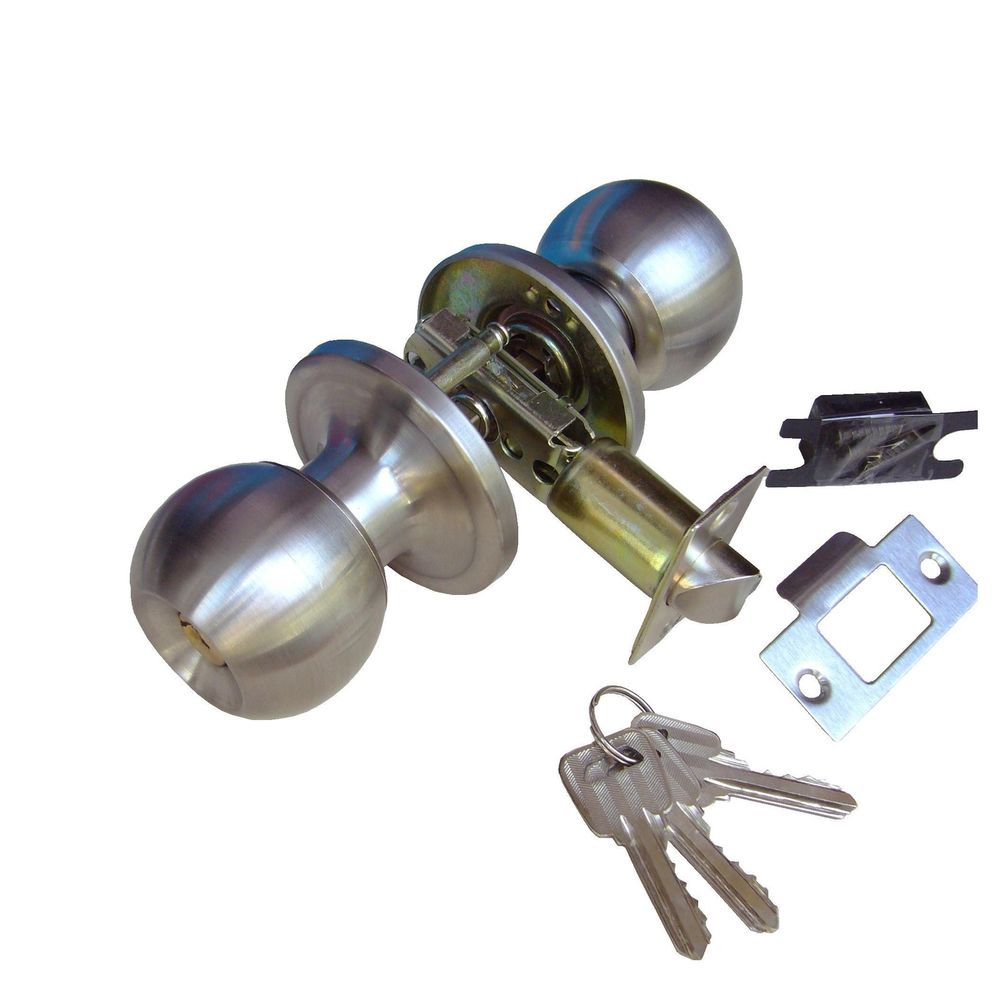 door knob lock set photo - 8