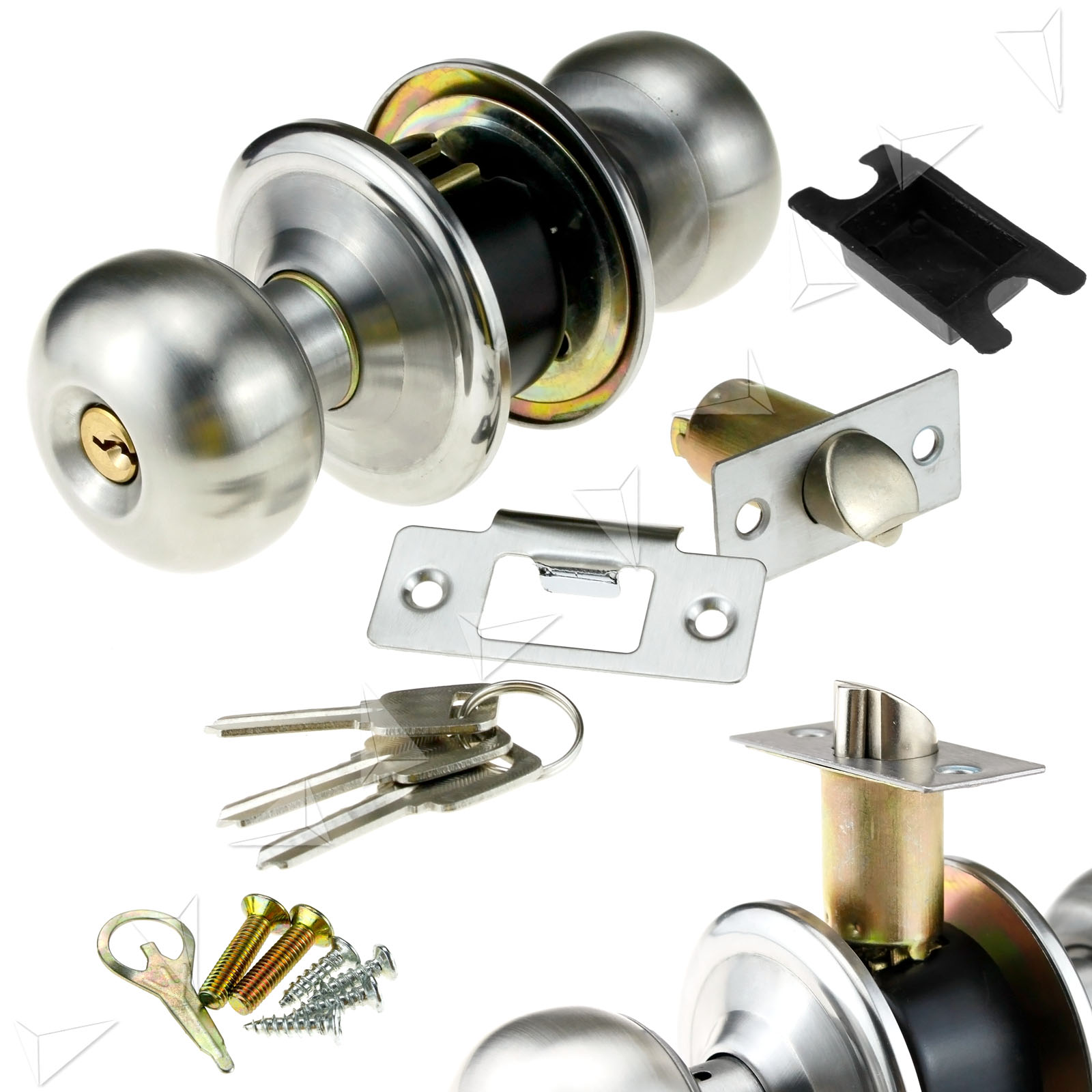 door knob lock types photo - 14