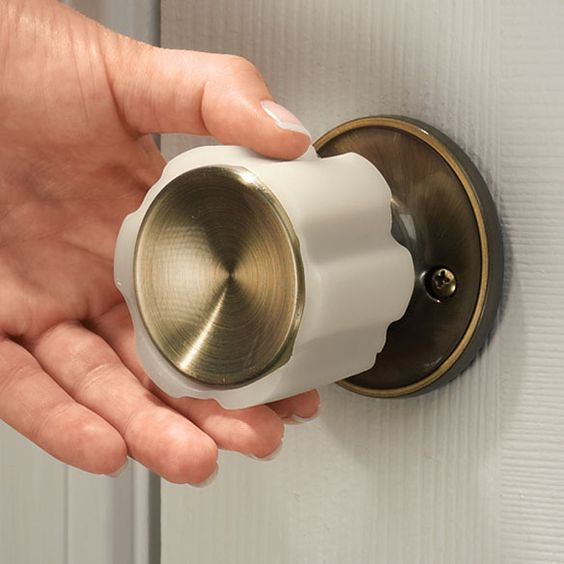 door knob protectors photo - 6