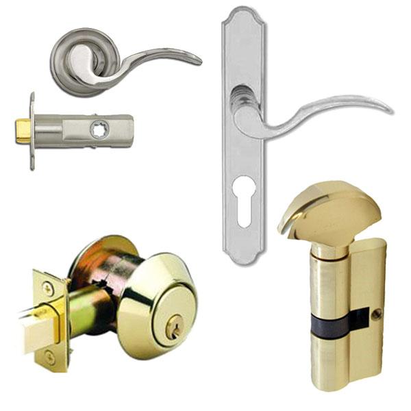 door knob replacement parts photo - 6