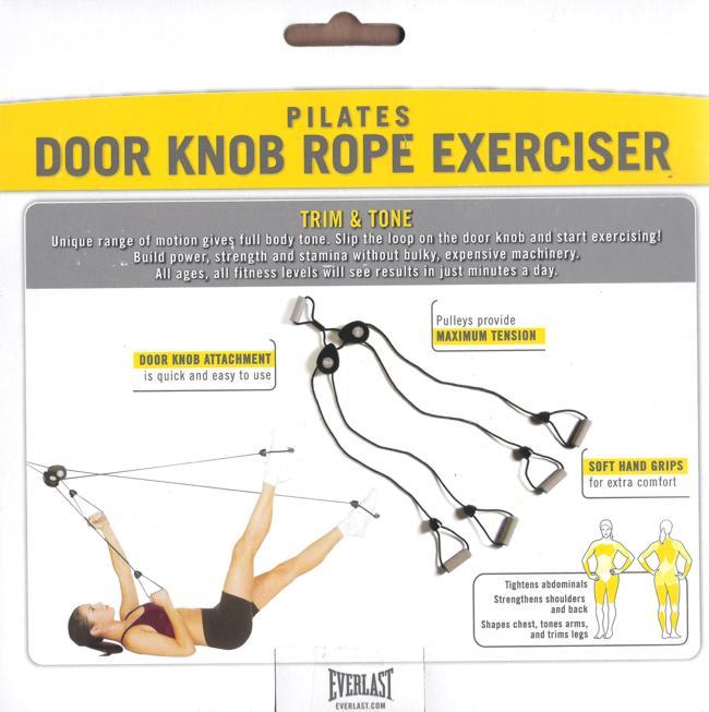 door knob rope exerciser photo - 5