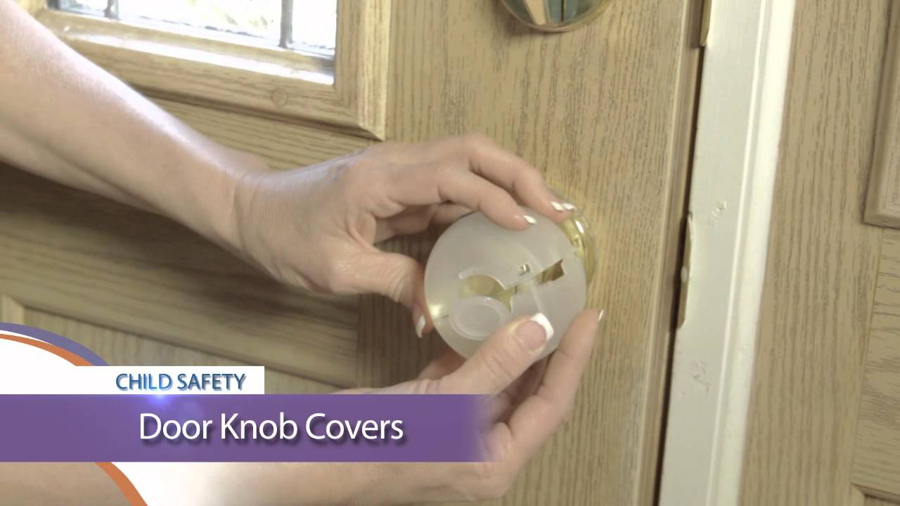 door knob safety covers photo - 16