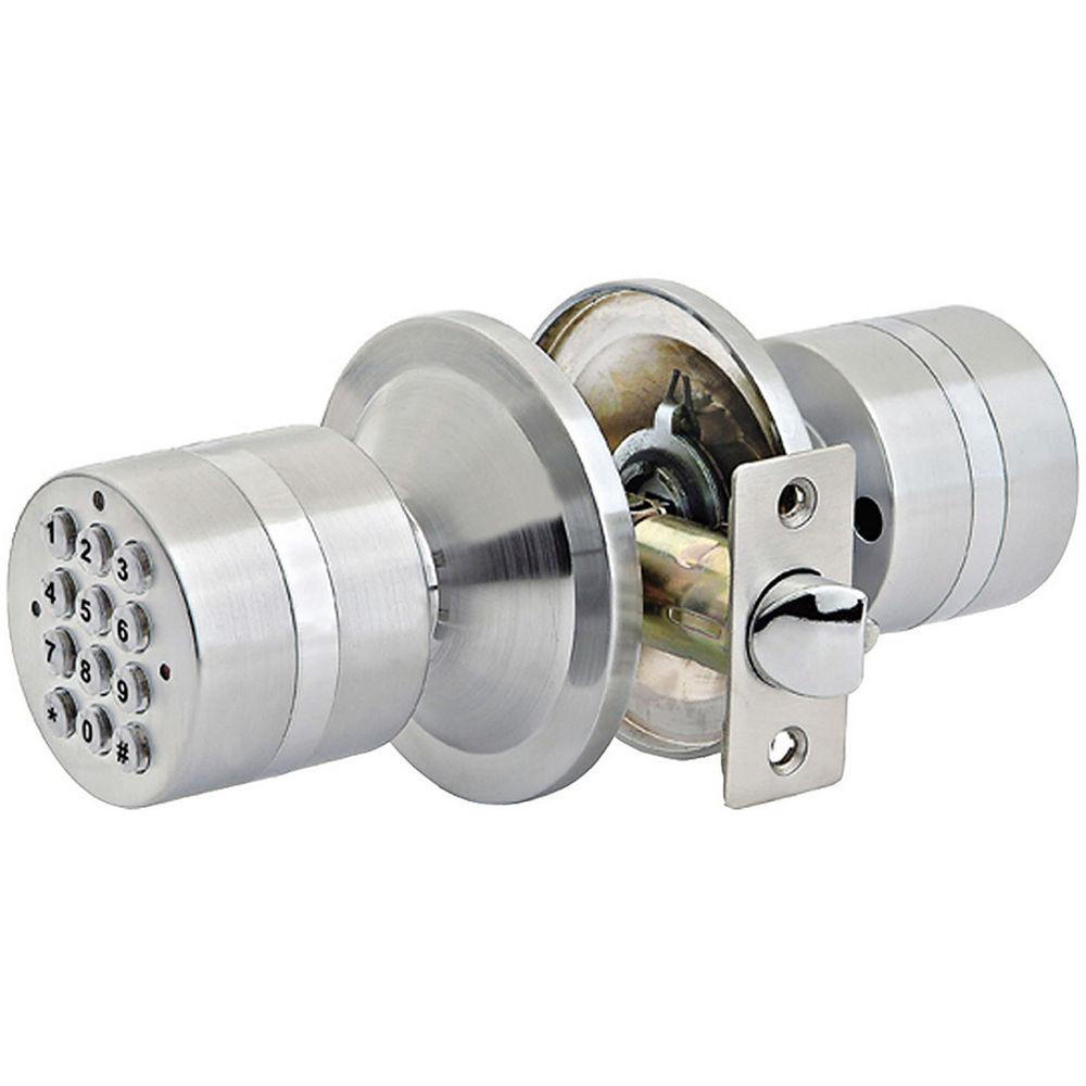 door knob security photo - 4