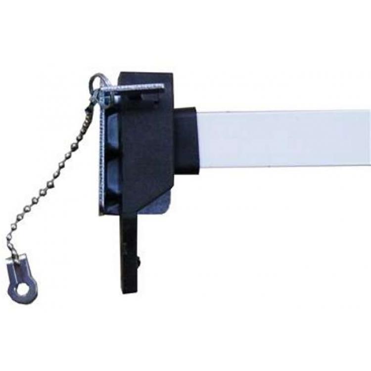 door knob security bar photo - 20