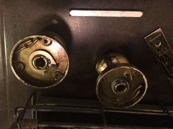 door knob security devices photo - 6