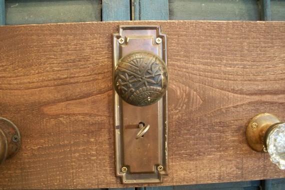 door knob shelf photo - 16