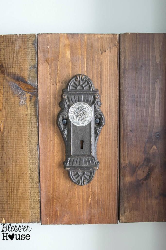 door knob shelf photo - 20