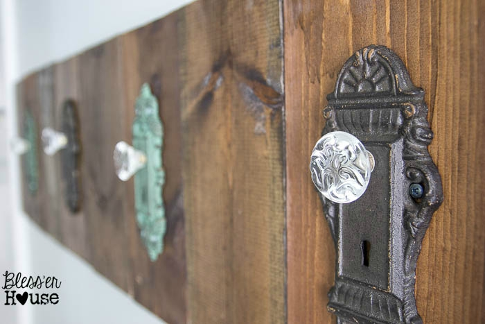 door knob shelf photo - 8