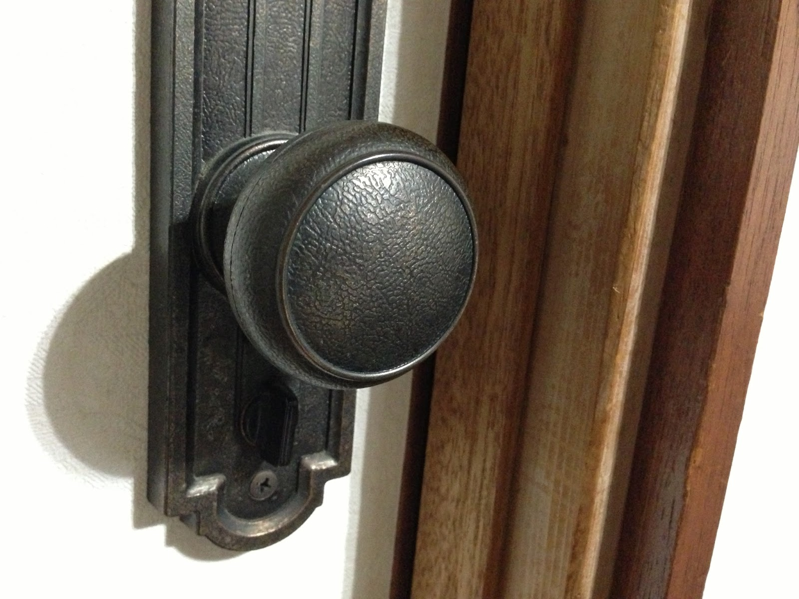 door knob slang photo - 1