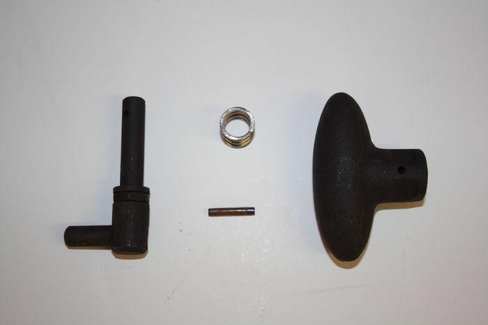 door knob spindle replacement photo - 18