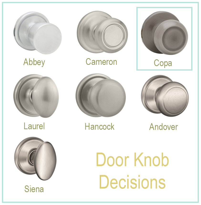 door knob types photo - 15