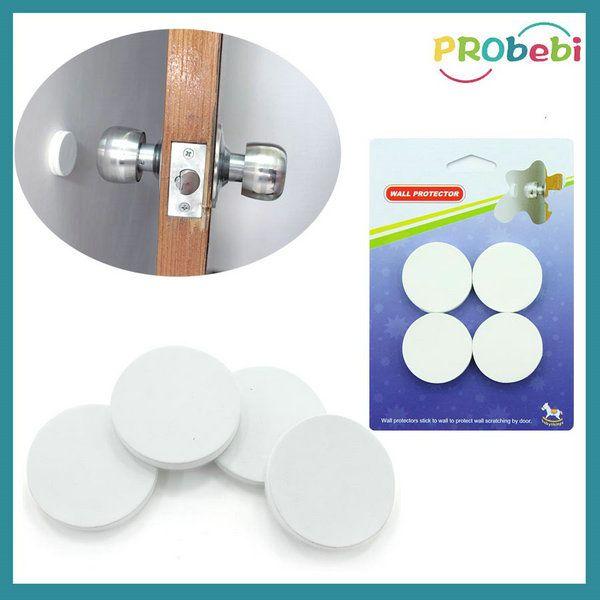 door knob wall protector photo - 10