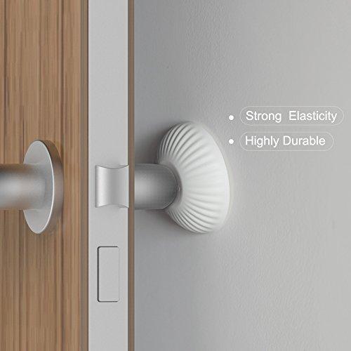 door knob wall protector photo - 11