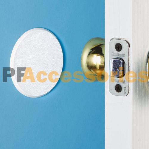 door knob wall protector photo - 19