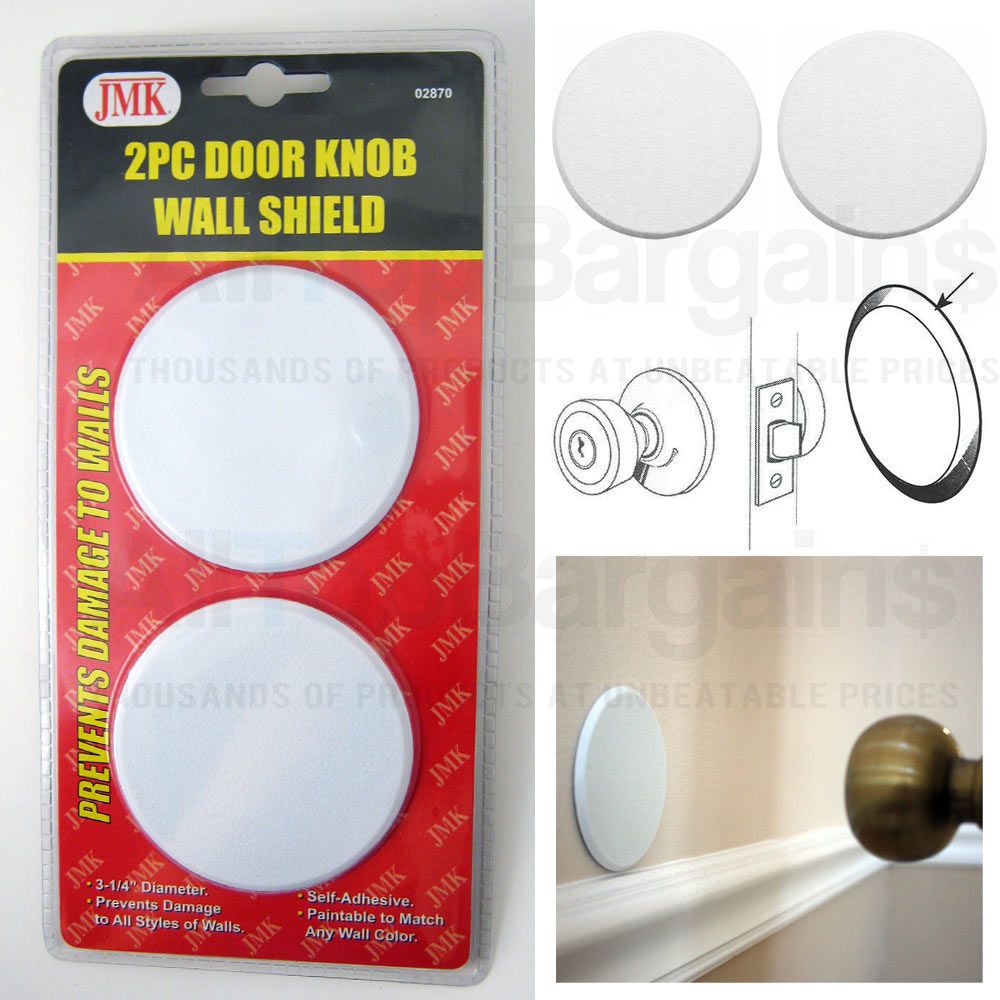 door knob wall protector photo - 3