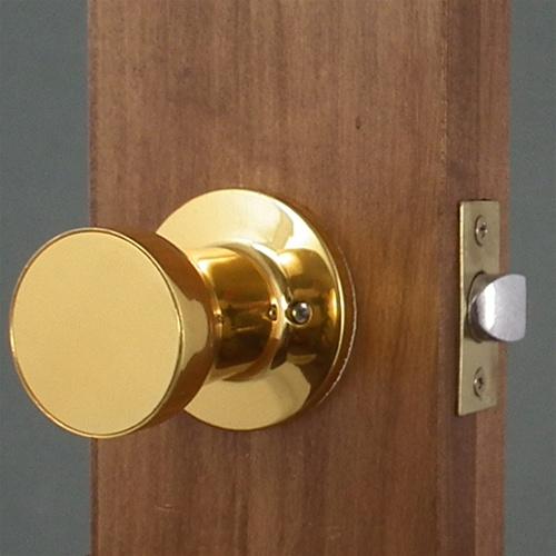 door knob with combination lock photo - 16
