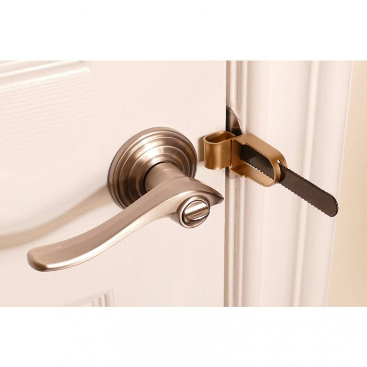 door knob with deadbolt photo - 11