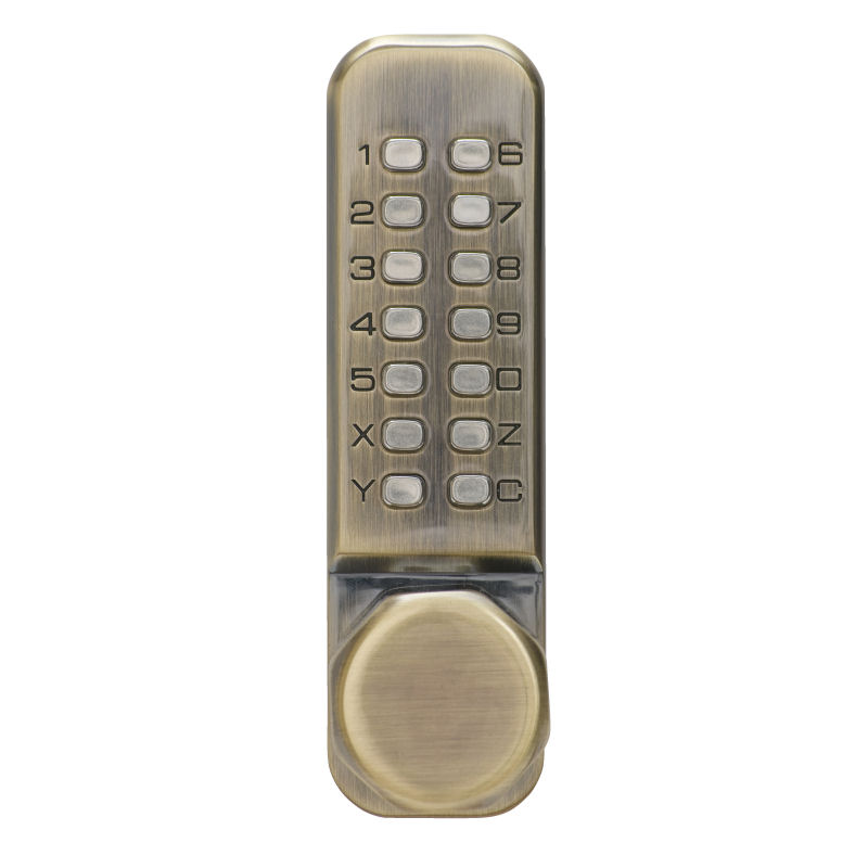 door knob with keypad photo - 9