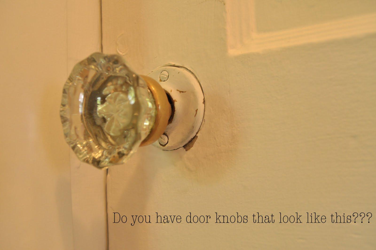 door knobs and broomsticks photo - 1