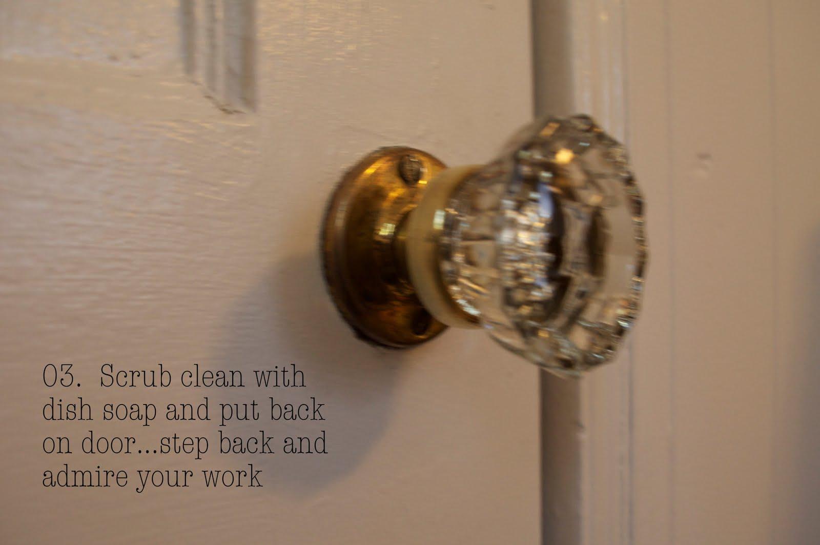 door knobs and broomsticks photo - 2