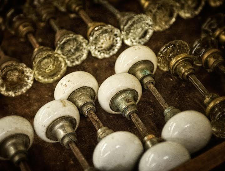 door knobs and broomsticks photo - 8