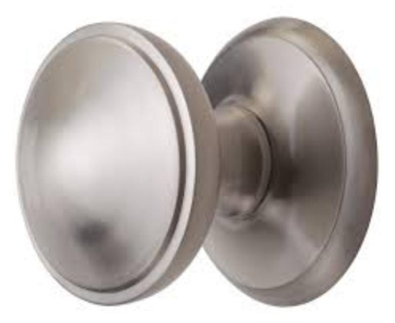 door knobs brushed nickel photo - 4
