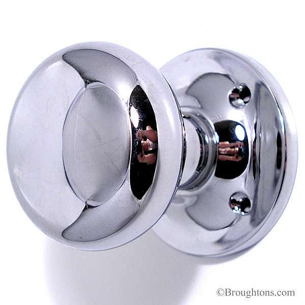 door knobs chrome photo - 1