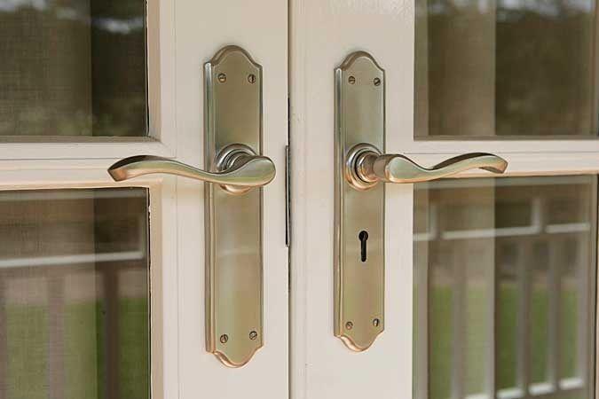 door knobs for french doors photo - 1