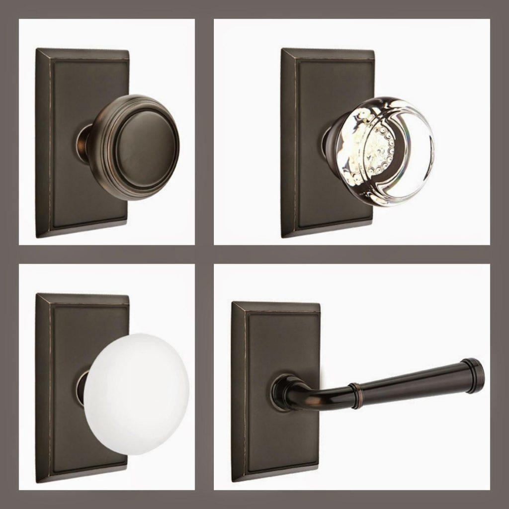 door knobs interior photo - 19