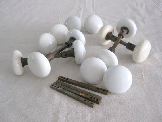 door knobs porcelain photo - 20