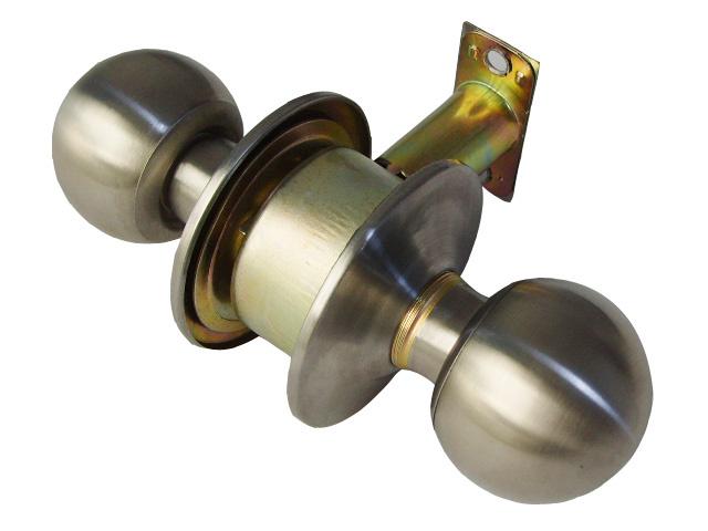 double lock door knob photo - 10