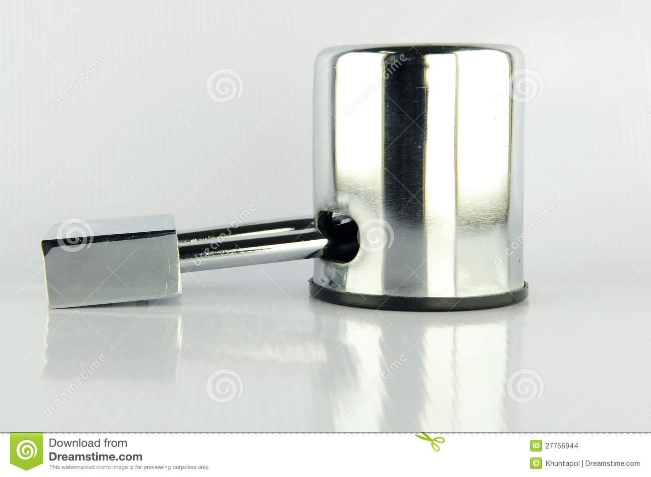 double lock door knob photo - 15