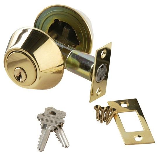 double lock door knob photo - 20