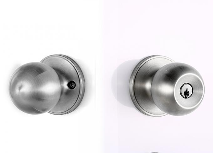 double lock door knob photo - 6