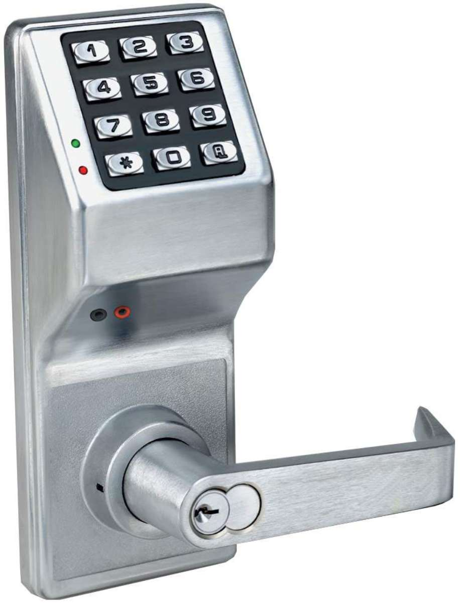 electronic door knob photo - 16