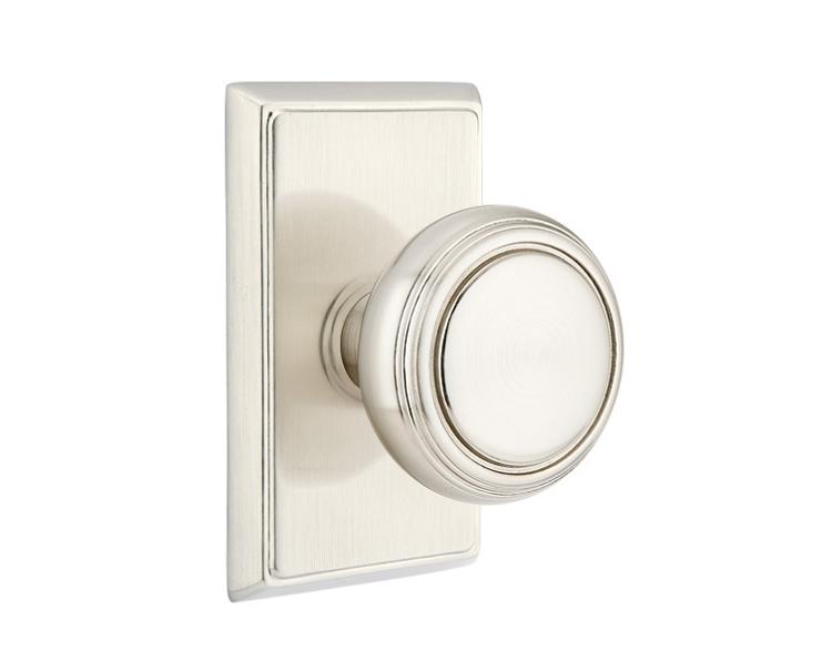 emtek glass door knob photo - 17